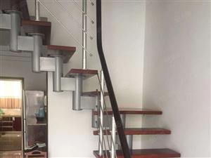 家具家电全齐,青青家园复式楼2800元5室3厅3卫精装