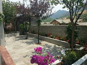 温泉山水间正宗3室带私家前后花园赠送50平米精装修安逸惨