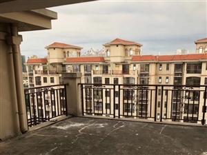 棕榈泉国际公馆350万5室2厅2卫毛坯复式带大楼台