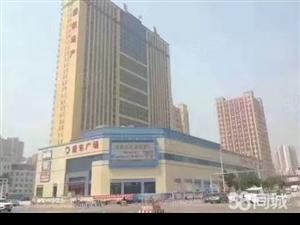 盛东广场现房已经试营业四万顶八万