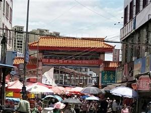 业主没有时间打理甩卖市中心中大街和瑞祥农贸市场大门附近商铺