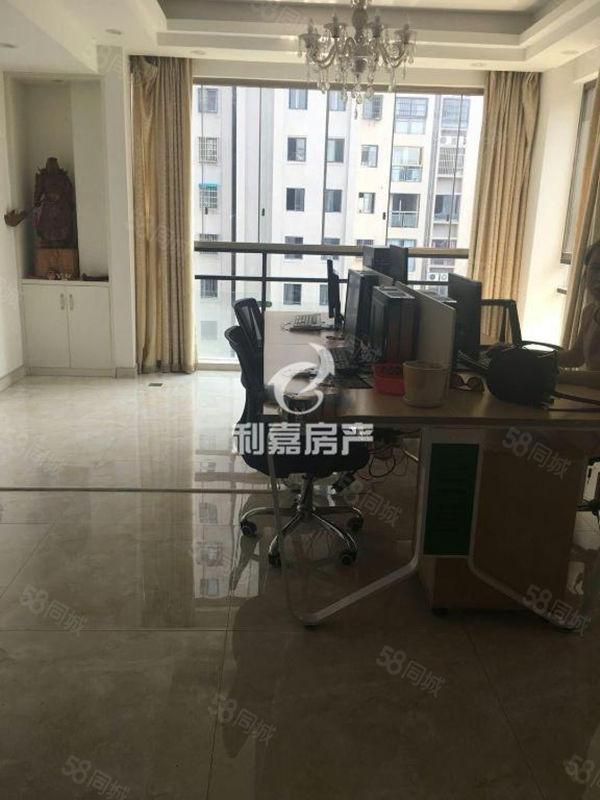 海滨壹号水岸阳光东城国际精装复式3层北岸周边拎包办公
