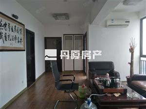 江滨花园旁沿江二号250平楼中楼出租办公全景看江