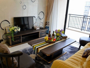 澄迈:四季春城64平两房精装修+温泉入户+性价比高+人气旺
