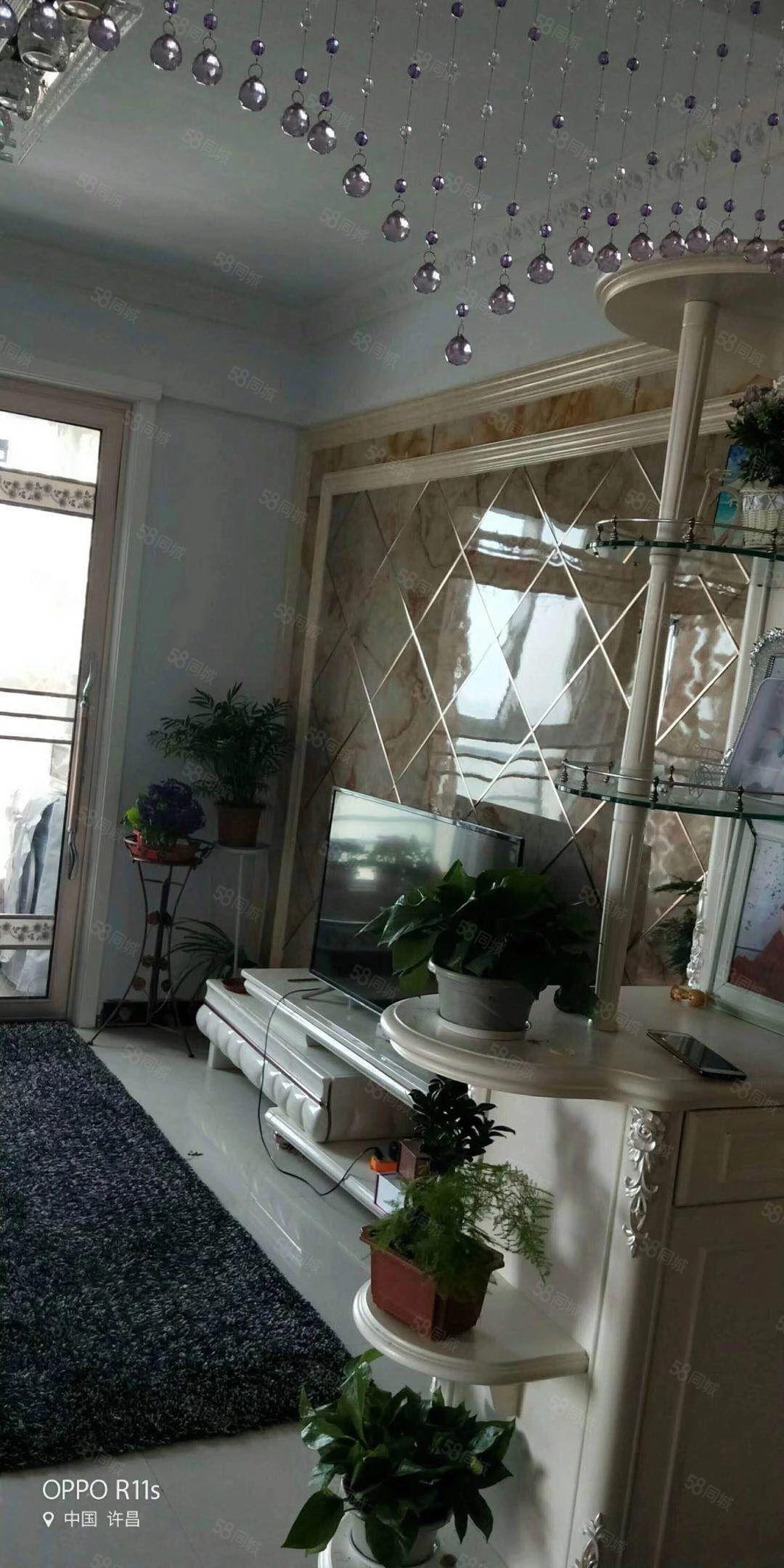 澳门星际网址:花样年华精装两室一厅,一年12000.
