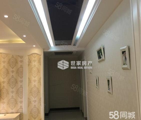 永威翡翠城豪装三房CBD商业中心郑东商业中心