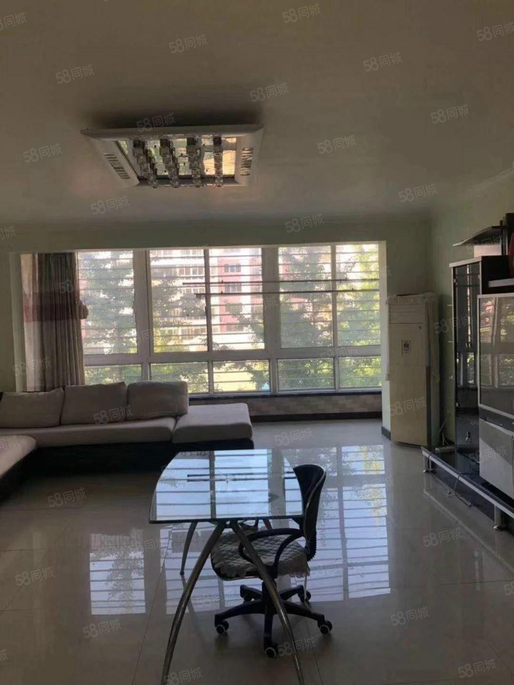 书香家园B区3室2卫精装修,家电齐全有空调拎包入住