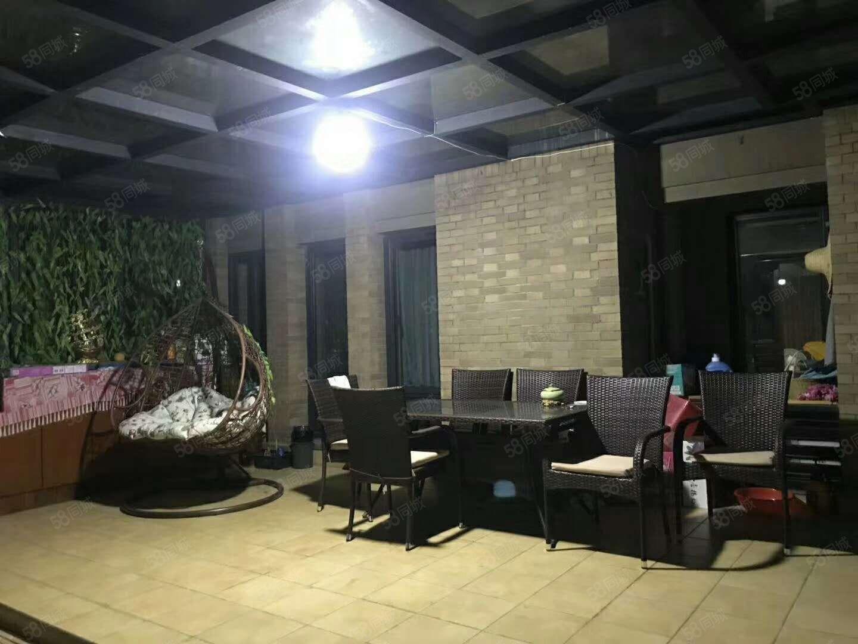 鑫旺房产桂花城3楼138平封闭露台100平豪华装修拎包入住