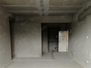 人工湖旁塞纳公馆高端高绿化的小区毛坯3房