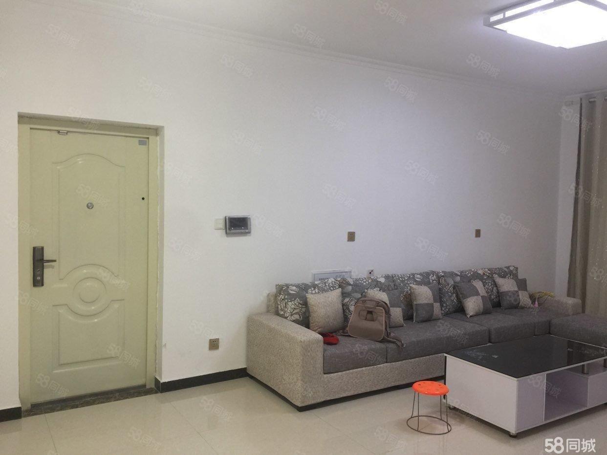 建业森林半岛三室一厅一卫精装修家具家电齐全拎包入住