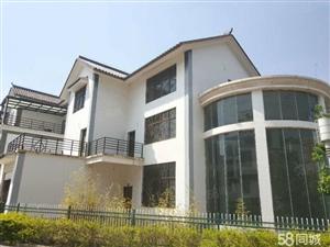 青龙河边福龙苑自带300平四面大花园中空客厅仅售239万