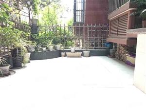 景区中心一楼带花园精装修直接拎包入住,家电家具齐全