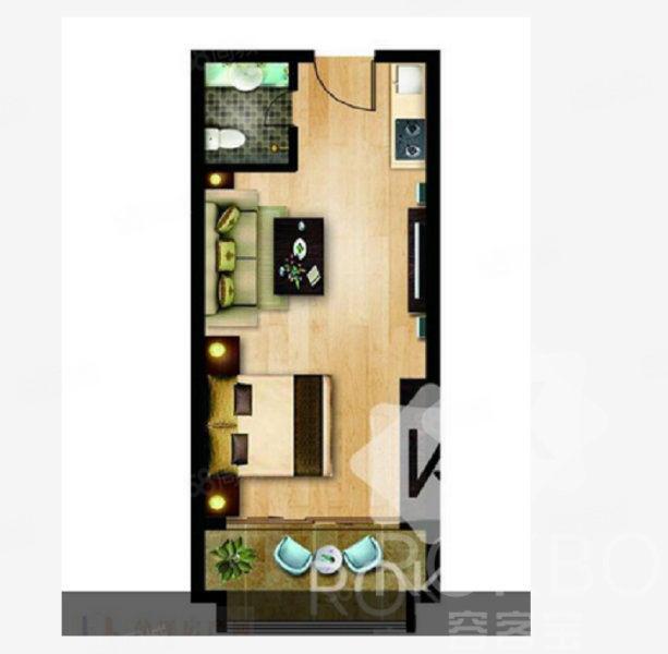 人民南路中央公�^+��b全新公寓+��硬晒夂�+可按揭+看房方便
