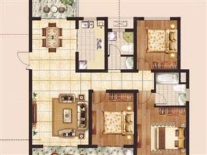 急售,新城国际,三室,133平,能分期,可更名。