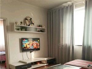 《安居房产》锦城花园二期+精装修小三室+家具家电+可以贷款