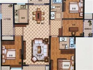 瑞嘉容园四室6楼135平2.8万转