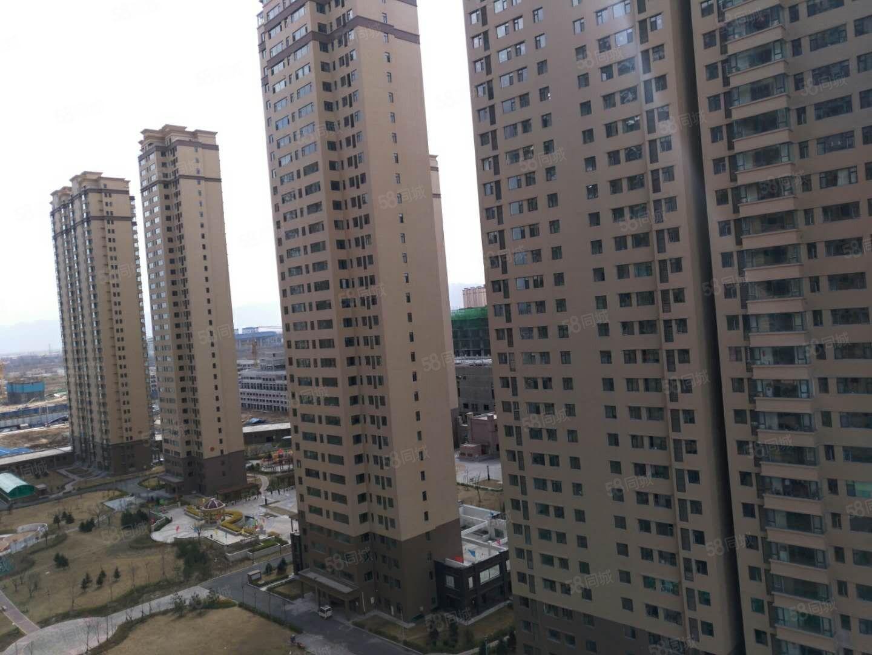 开发区泛华城市广场现房两居室38万费用全清带车位47万
