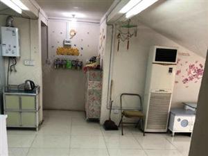 金水湾7楼简装2室1厅带家具家电现浇斜顶