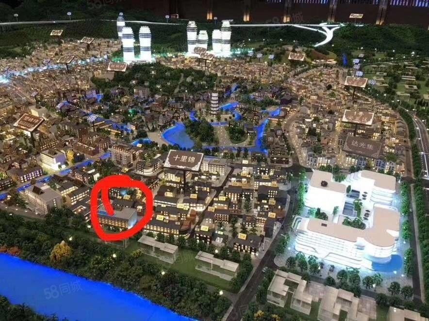 广龙旅游小镇三期38栋盛大推出面湖公寓手快有手慢无
