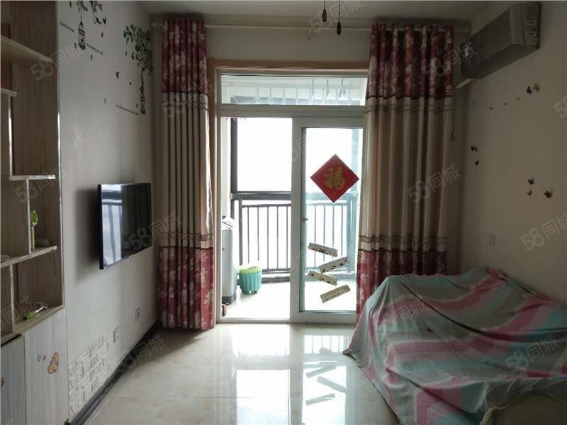 急租建业森林半岛1室1厅精装小公寓位置好灵宝入住