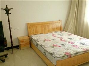 出租天润上层两室两厅一卫新床新装修卫生好
