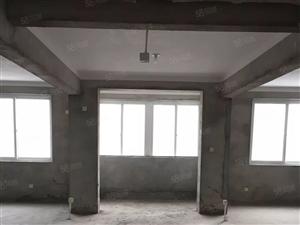 华芳国际125平米全新毛坯户型方正采光无敌买房送车库
