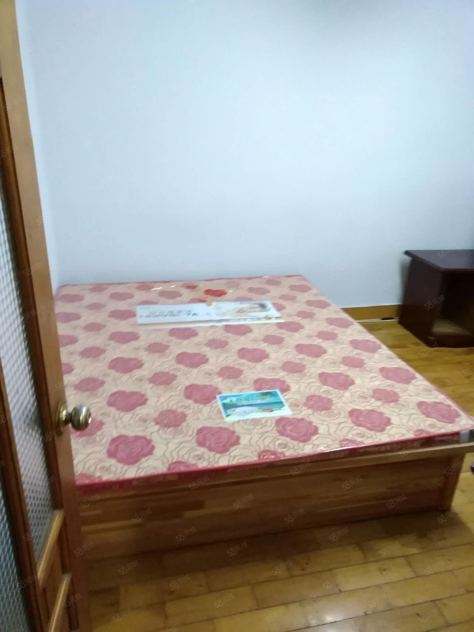 季度租:康佳园1室5楼彩电冰箱洗衣机热水器空调宽带700元
