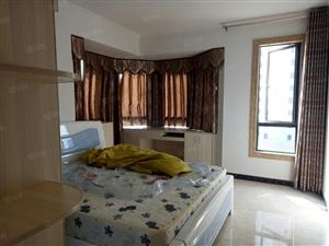豪装三房离学校一步之遥翰林院三室两厅两卫高新区好楼层