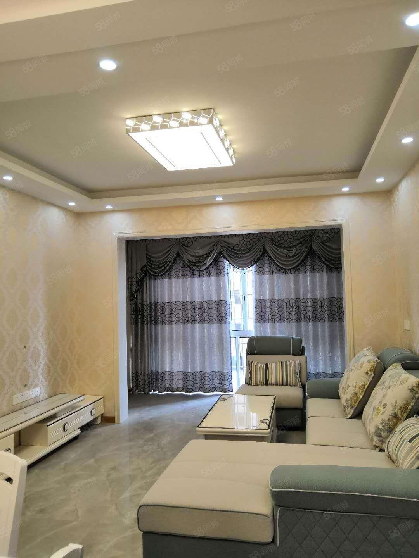 翰林名苑顶便宜的一套精装修3室2厅出租图片真实