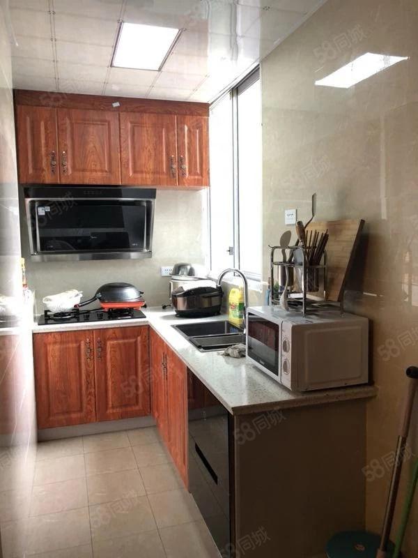 西外环小区房精装两室家电家具齐全2台空调居住舒适