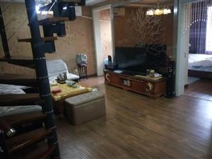 仁诚雅居复试,四室,98+80平,精装修,大市证可贷款