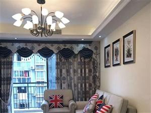 碧波水岸温馨精装三室离摩登时代广场近出行便利拎包入住