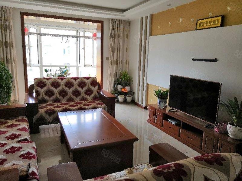 出租翠苑小区全新豪华装修五层地暖房,带家具电器拎包入住