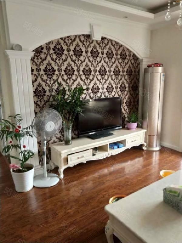 华纳爱丁堡花园给力3室户型,总价低,位置好!精装修省心