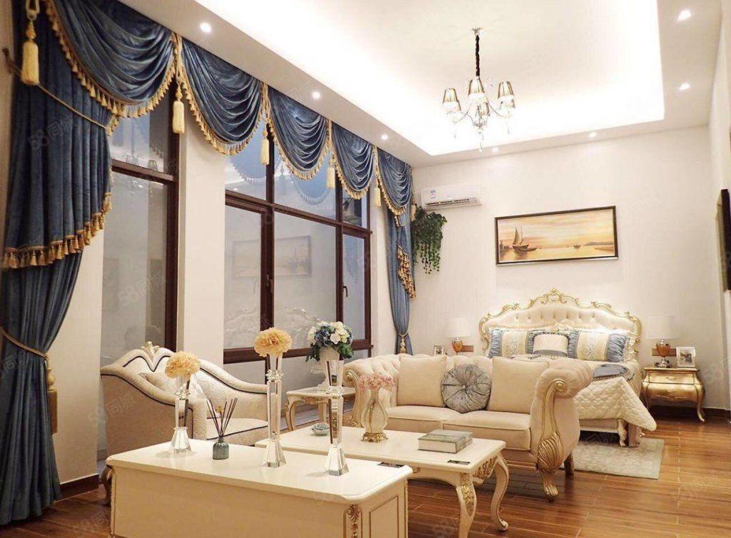 海棠湾尚海棠温泉独栋别墅奢华精装三房带泳池大庭院环境美