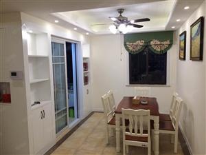《顾家》白马庄园精装修的三室两厅一楼出租,有空调价格可谈