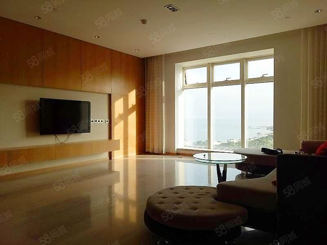 银座领海公馆精致装修随时看房您的满意之选