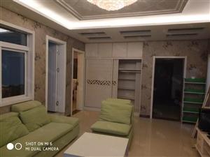 广齐广场,位置好豪华装修。家具家电齐全拎包即住看房方便