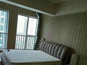 万达公寓精装家具家电齐全拎包入住