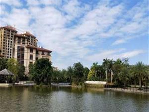 惠州南站旁边高品质社区精装四房看湖景雅居乐花园
