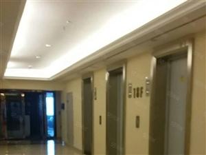万达写字楼,108平米,简装,2间一起出租,2800元每月