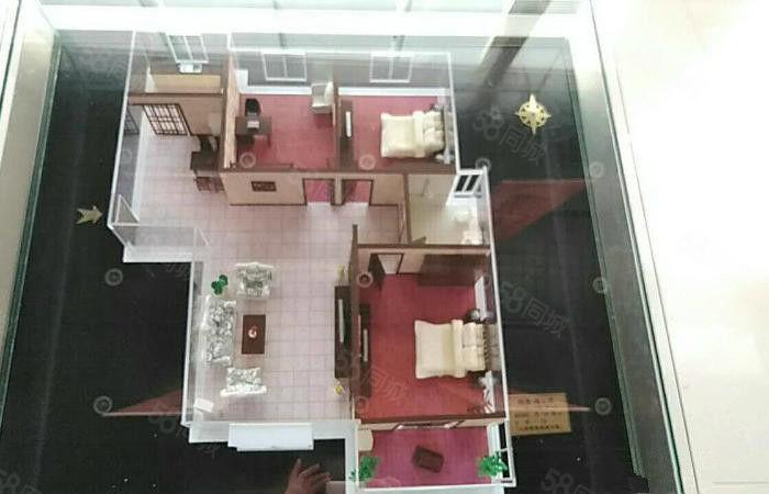 电梯小洋房南北通透户型郁金香花园新房房联行团购价