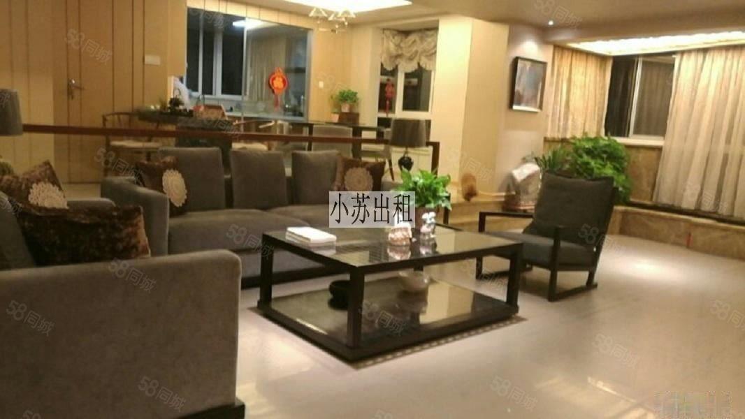 华府豪庭精装修大面积4室2厅2卫设备齐全东桥交通枢纽中