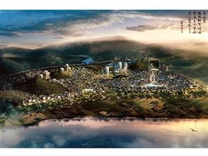 湖边第一排无遮挡临湖300米顶层公寓抚仙湖广龙小镇