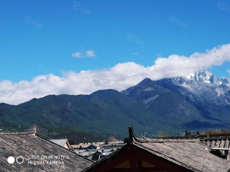 丽江假日坐拥雪山板块实现度假投资置业价值自现