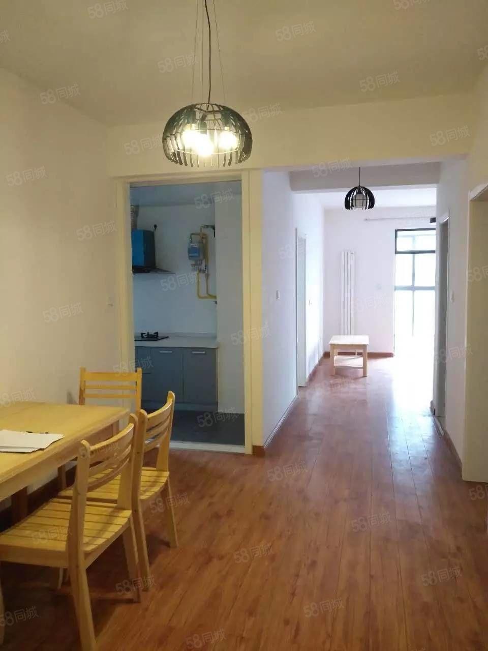 开元路天伦庄园紧邻万达家具家电齐全简装两室随时看房
