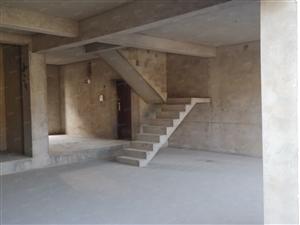 全兴安只有四栋房子才有的户型圣龙山庄。