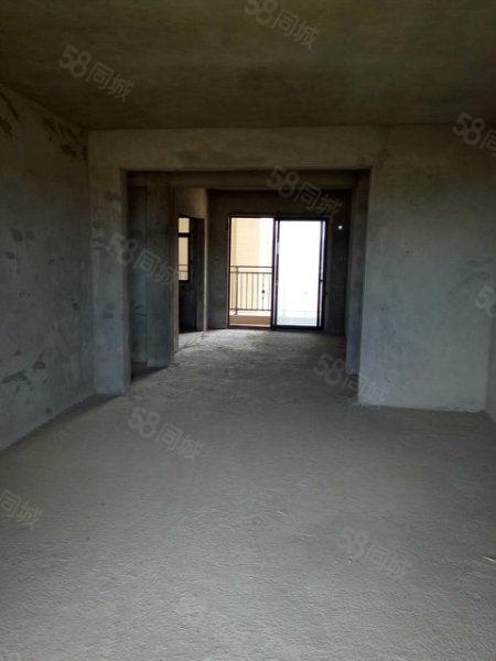 业主亏本卖!广博峰景164方毛坯4房仅售95.8万