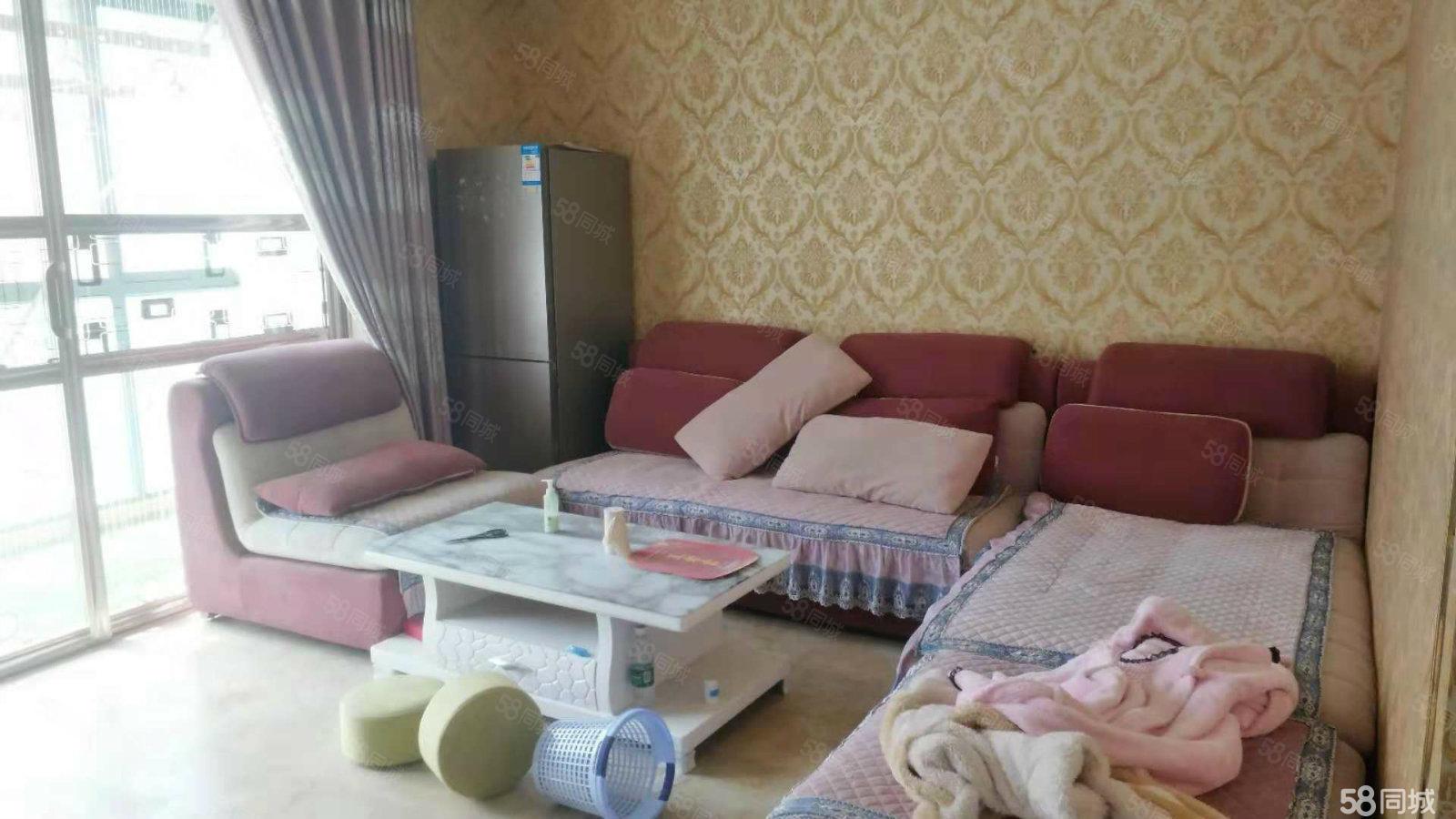 书香门第2房,首次出租,装修好,家具家电全齐,看房速度了