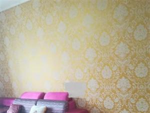 金色云天两室一厅精装修拎包即住